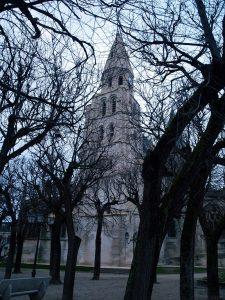 Collégiale Notre Dame de Poissy par Thomas Jumel